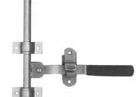 Steel camlock